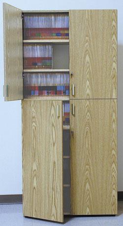 ... Custom Cabinets ...