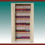 """5 Shelf Auroraâ""""¢ Times-2 Speed Files® from Richards-Wilcox – Starter Unit Rotary File Cabinet"""