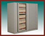 5 Shelf Aurora™ Times-2 Speed Files® from Richards-Wilcox – Rotary File Cabinet Add-On Unit