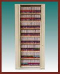 8 Shelf Aurora™ Times-2 Speed Files® from Richards-Wilcox – Starter Unit Rotary File Cabinet