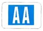 Item# 63-7118  Alpha letter labels – Col'r'tab