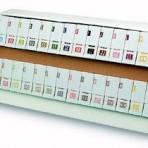 Item# 63-7144  Col'R'Tab Alpha Starter Set-rolls