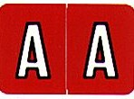 Item# 63-8203  Individual Alpha Letters