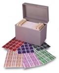 Item# 63-8222  Alpha Z Starter Set, sheets
