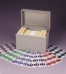 Item# 63-8230  Smead BCCS Alpha Labels Set &#8211; Sheets