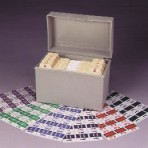 Item# 63-8230  Smead BCCS Alpha Labels Set – Sheets