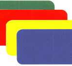 Item# 63-8260  Safeguard Replacement Solid Color Labels