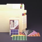 Item# 63-8288  Solid Color Label Set-Sheets