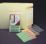 Item# 63-8290  Month Label Set-Sheets