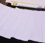 Item# 63-8379  Folder Protectors