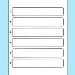 Item# 63-8384  Col'r'tab® II Blank Labels