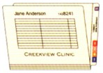 Item# 63-8387  ClickFile™ Printable Folders – 14 pt.
