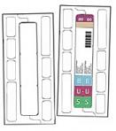 Item# 63-8389  ClickStrip™ Blank Labels