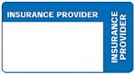 Item# 63-8415  INSURANCE PROVIDER Label