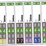 Item# 170166  ColorBar® Labels