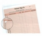 Item# 14037  HIPAA Compliant Sign In Sheet