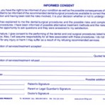 Item# 50-0402  Informed Consent