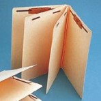 Item# 63-0005  Top Tab Manila Classification Folder