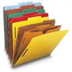 Item# 63-0017  Pressboard Folder
