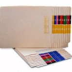 Item# 63-0061  Color Coded CC3 Manila Folder
