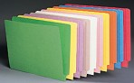 Item# 63-0074  Barkley Colored File Folders, 14 pt.