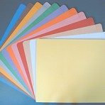 Item# 63-0077  Colored File Folders, 11 pt.