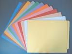 Item# 63-0078  14 pt. Colored File Folders