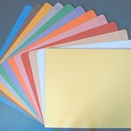 Item# 63-0078  14 pt. Colored File Folders