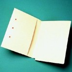 Item# 63-0560  Manila Pocket Folder with Full Pocket (Left Side)