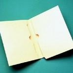 Item# 63-0570  Manila Double Pocket Folder with Full & X-Ray Sized Pockets