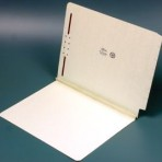 Item# 63-1000  25 pt Pearl Gray Folder