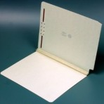 Item# 63-1010  25 pt Pearl Gray Folder