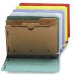 Item# 63-1070  20 pt Pressboard Folder
