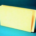 Item# 63-1100  End Tab Mini Manila Folder