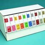 Item# 63-8205  Numeric Label Set