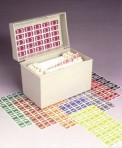 Item# 63-8213  Smead ETSN Numeric Set
