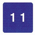 Item# 63-8218  Smead DCC Individual Numeric Lables
