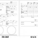 Item# 66-5025  Eye Chart