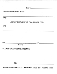 Ada dental records release form