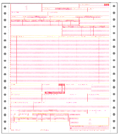 CCF-UB92-1 Continuous Claim Form