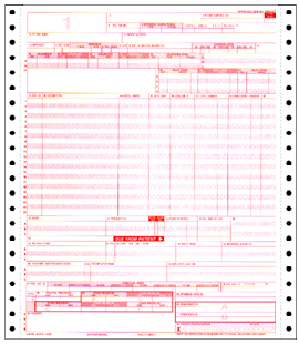 N-CCF-UB-92-3 Continuous Claim Form