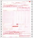 Item# N-CCF-UB92-2  Continuous Claim Form