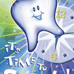 Item# RC102  &#8220;Sparkle&#8221; Dental Reminder