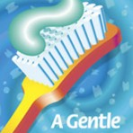Item# RC108  'Gentle' Toothbrush Dental Reminder