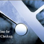 "Item# RC110  ""It's Time For Your Checkup"" Dental Card"