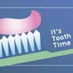 "Item# RC115  ""It's Tooth Time"" Dental Reminder"