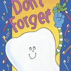 Item# RC128  Happy Tooth Reminder Card