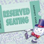 "Item# RC131  ""Reserved Seating"" Dental Postcard"