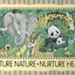 Item# RC134  Jungle Animal Recall Card