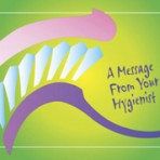 Item# RC141  Toothbrush Hygienist Reminder Card